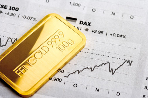 fine gold price and investments