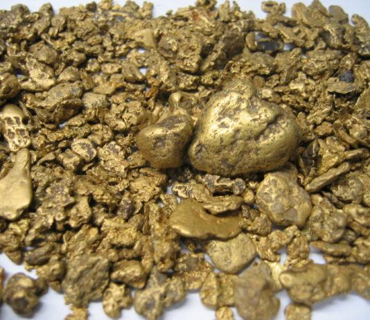 highest quality raw gold