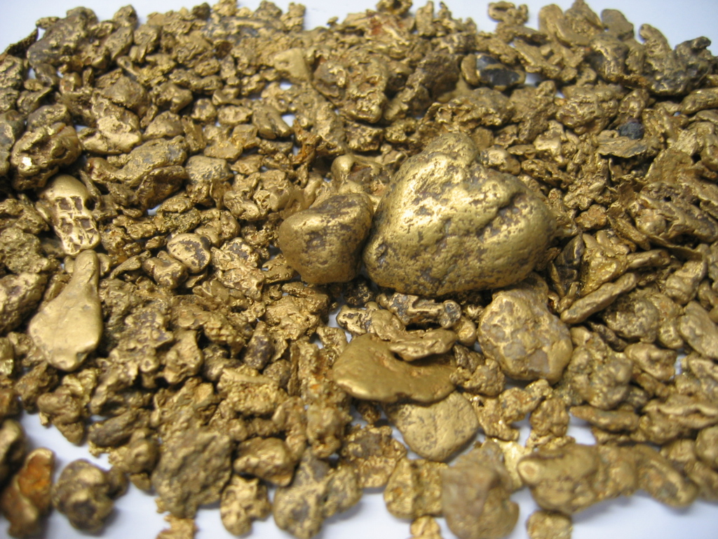 Highest Quality Raw Gold Sold Cheaply In Nairobi