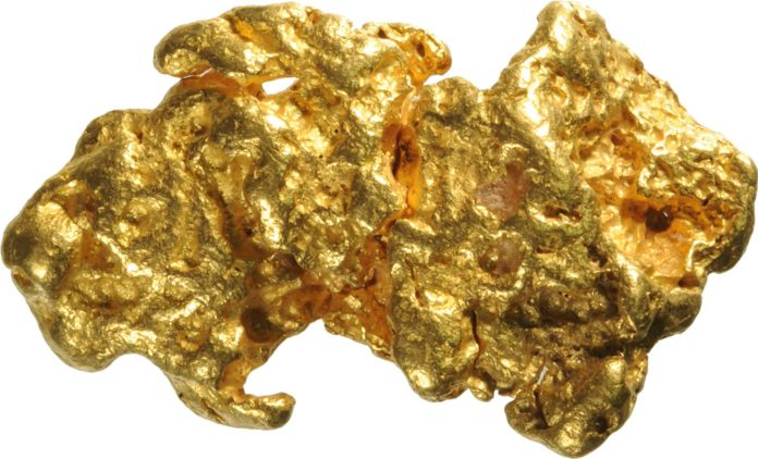 african gold nugget