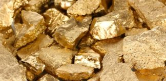 buy natural gold africa