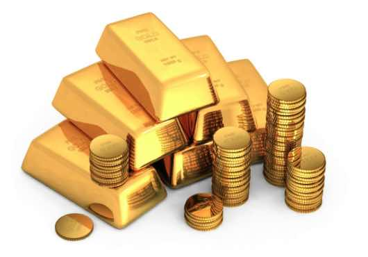 gold bars in Dubai duty free