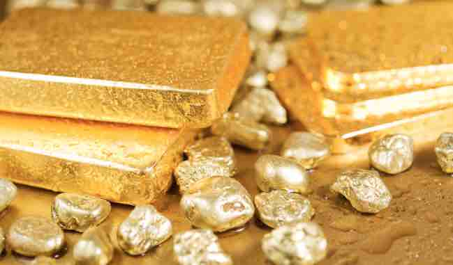 Dubai gold souk shops