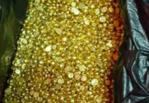 Congo gold price