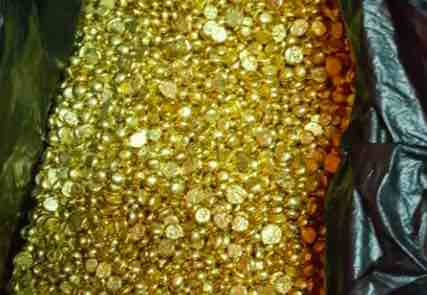 Congo gold price