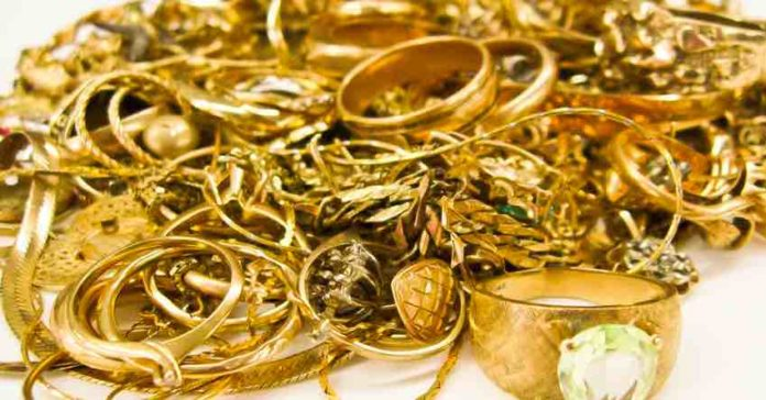 scrap gold prices today