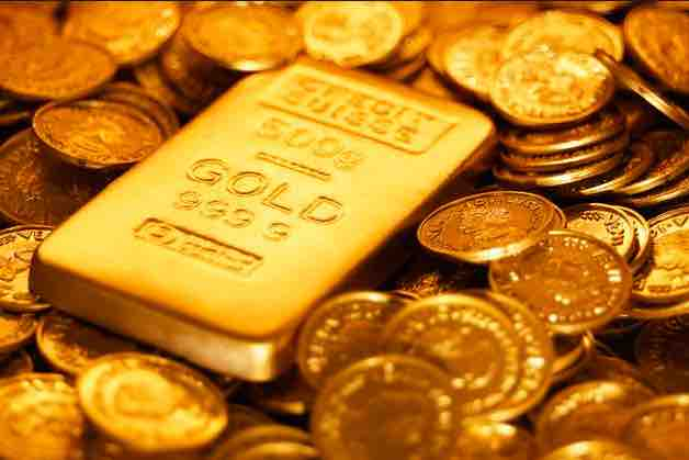 How much is an ounce of gold