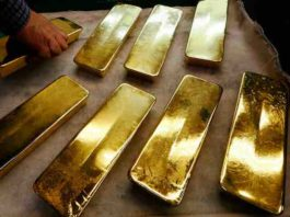 gold price in New York