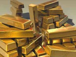 Congo gold in Kuwait