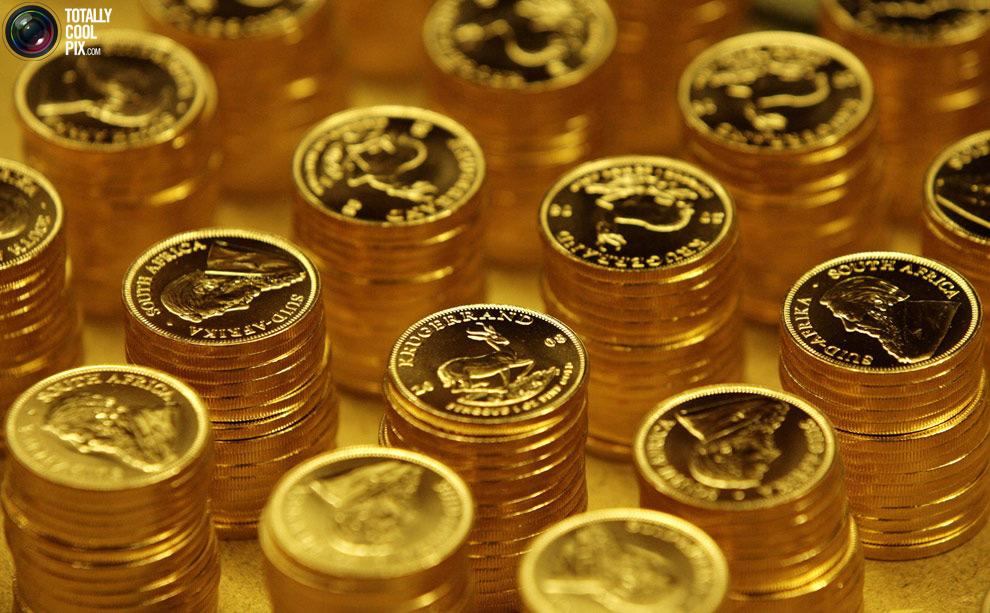 kruger rand gold bullion