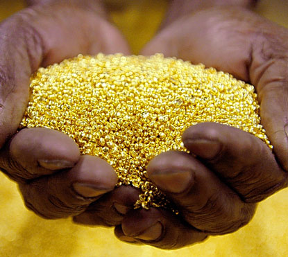 Buy African gold safely