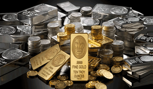 savings in gold and silver