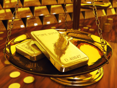 lowest gold price per ounce