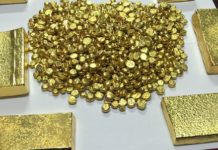 Africa gold price