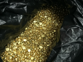 real physical gold investment