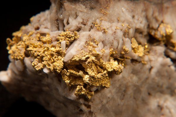 raw african gold