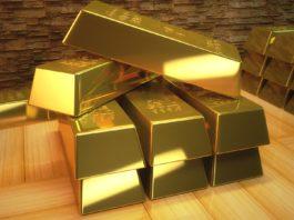 Bulk gold
