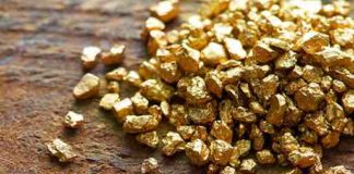 buy gold from Africa online
