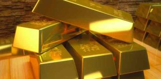 Switzerland wholesale gold prices
