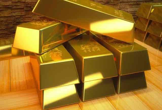 Switzerland wholesale gold prices