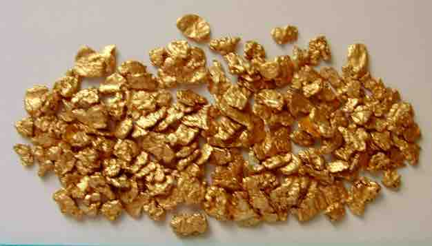 Alaskan gold nuggets for sale