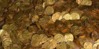 Manhattan gold coin shop