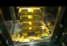 Don't buy gold bars from bank
