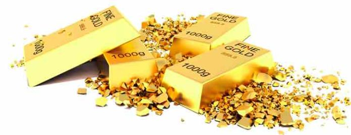 gold price per gram in USA